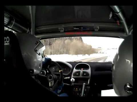 Rok Turk - Rally Oberland 2009