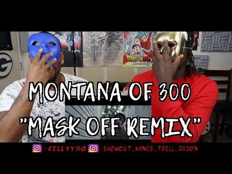 Montana Of 300 - Mask Off [REMIX] Shot By @AZaeProduction - REACTION