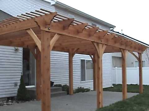 Ready Made Pergola Kits: Get Affordable Custom Pergola Kits - Ready Made Pergola Kits: Get Affordable Custom Pergola Kits - YouTube