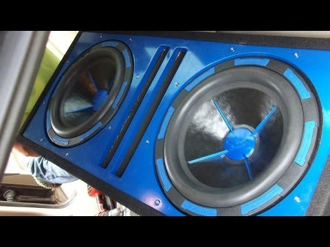 Power Acoustik MOFO 12 S