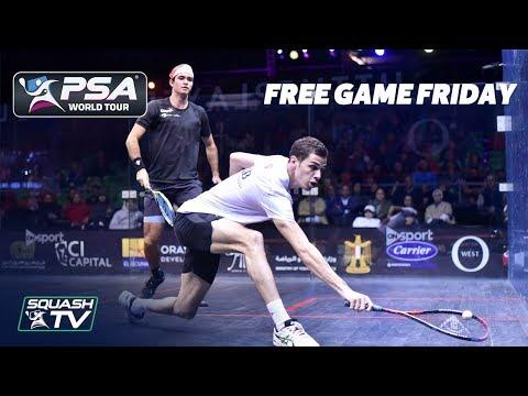 Squash: Free Game Friday - Farag v Elias - El Gouna International 2019
