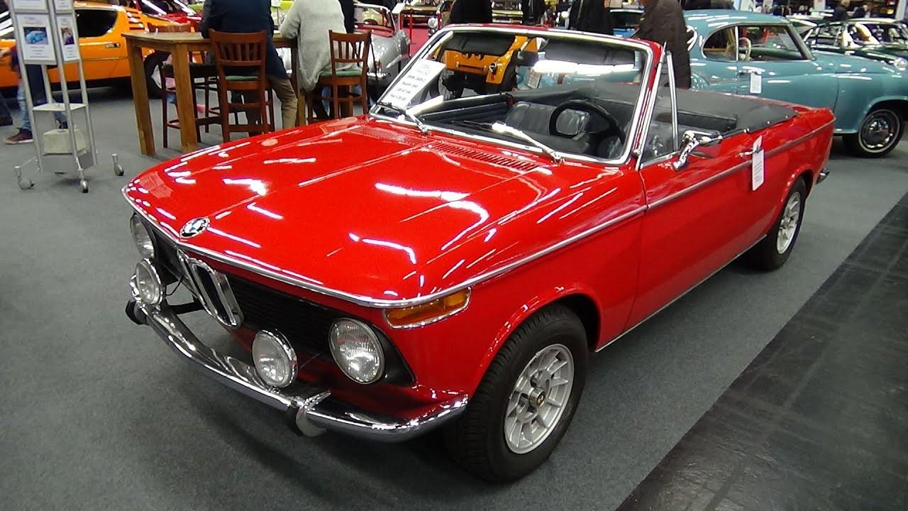 1969 Bmw 1600 2 Cabrio Exterior And Interior Classic Expo