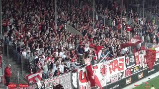 ULTRAS + Support Zusammenschnitt   FC Heidenheim – Fortuna Düsseldorf   15.04.2018  F95