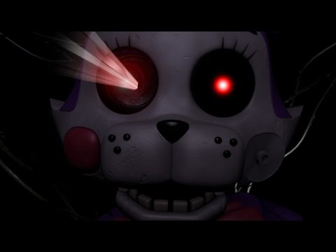 FIVE NIGHTS at CANDY'S 2 - WITHERED CINDY | Five Nights at Candy's 2 Night 1