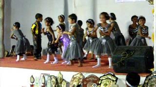 Nursery Dance CHAK DHUM DHUM