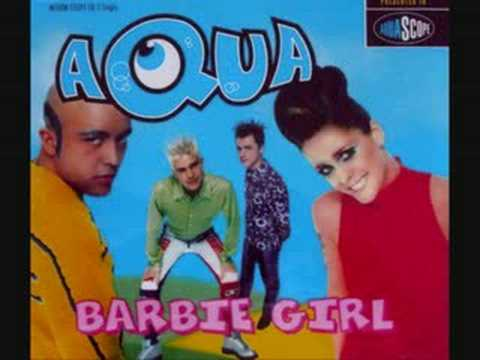 Aqua - Barbie Girl ( Dutch Version ) Suprisingly Funny