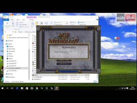 Age Of Mytology Windows 10 Install Instructions