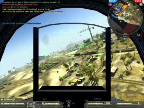 GAMEPLAY: Battlefield 2: AIX 2.0 [SP/COOP] Part 7 MAP: Gulf of Oman V2 [FULL HD]