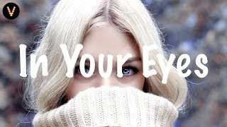 Lux Holm &amp Glaceo - In Your Eyes (Lyrics Lyric Video)