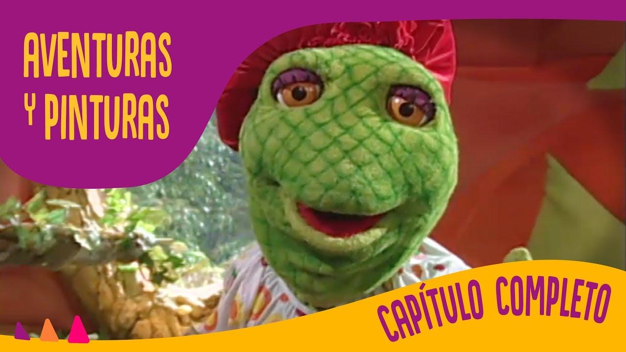 Aventuras y Pinturas - Programas infantiles - Clásicos de Juana la Iguana (Capítulo Completo)