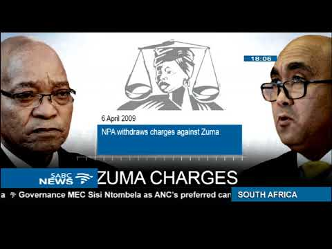TIMELINE: Jacob Zuma corruption charges