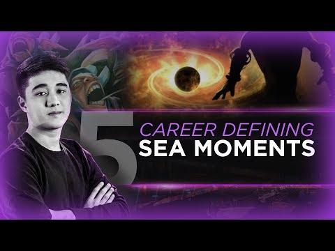5 Career Defining SEA Dota 2 moments thumbnail
