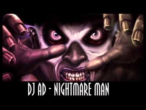 Dj Ad - Nightmare Man