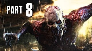 Dying Light Walkthrough Part 8 - VOLTAGE (NIGHT TIME Gameplay)
