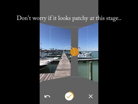 Create A 360 Degree Panorama Photo With Google Street View App