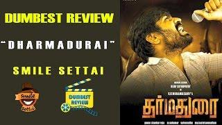 Dharmadurai Review | Dumbest Review | Smile Settai | Vijay Sethupathi, Tamannaah