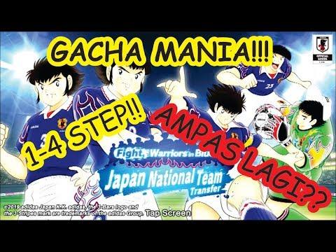 [GACHA MANIA] SAMURAI BLUE, JAPAN NATIONAL TEAM CAPTAIN TSUBASA DREAM TEAM