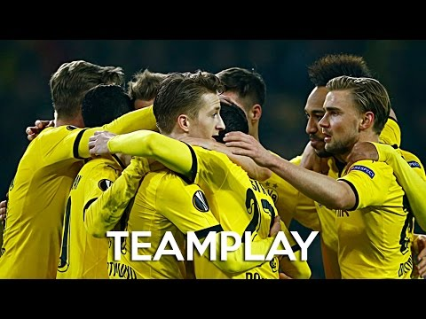 Borrusia Dortmund - Best Teamplay Goals & Counter Attack | 2015/2016 | HD