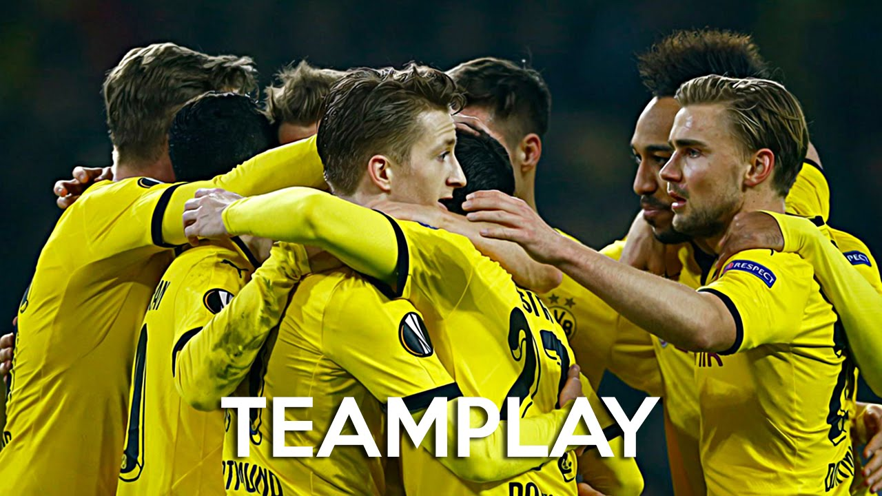 Borrusia Dortmund Best Teamplay Goals Counter Attack