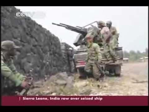 RD Congo: FRDC - M23 -  Rutshuru, Kibumba - 10/13