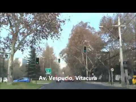 Manejando De Mendoza a Santiago
