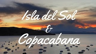 Visiting Isla Del Sol and Copacabana on Lake Titicaca, Bolivia