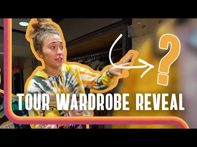 WARDROBE REVEAL - Lauren Daigle World Tour