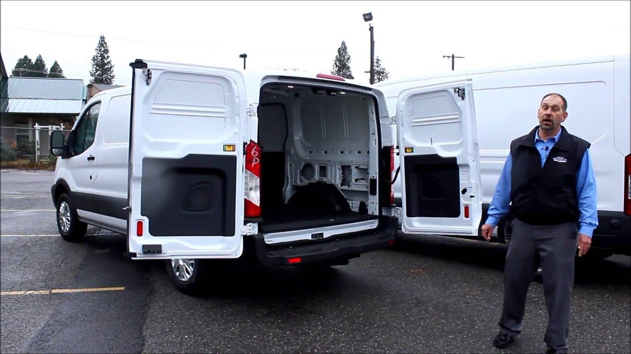 2015 Ford Transit 150 Standard Low Roof, Transit 250 Medium Roof, 350  Transit High Roof