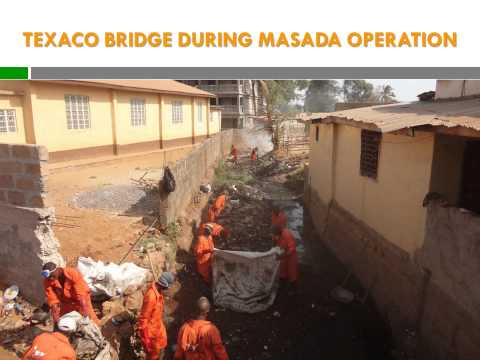 Masada Waste Management Company partners with R.M.F Sierra Leone