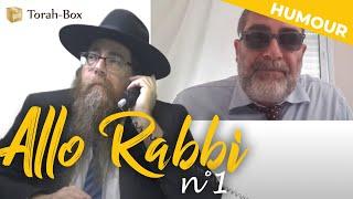 Humour : Allo-Rabbi n°1