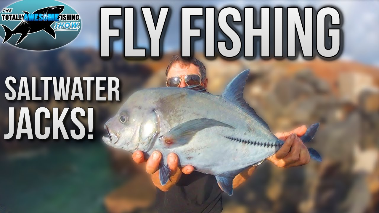 Saltwater fly fishing tips tafishing youtube for Fly fishing techniques