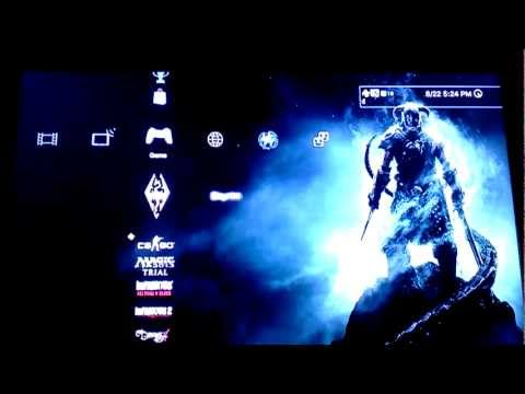 HOW TO INSTALL THE NEW YOU-TUBE APP (on your PlayStation3)