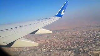 Konya'dan Uçak kalkışı.