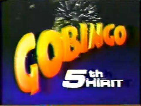 Go Bingo Commercial Break 1998 - Part 2