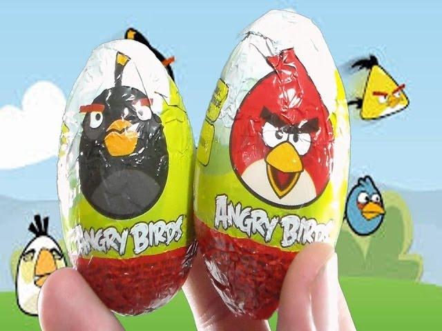 KINDER CHOCOLATE EGGS ANGRY BIRDS,MAYA THE BEE,PRINCESS DISNEY,HUEVOS KINDER CHOCOLATE ANGRY BIRDS Videos De Viajes