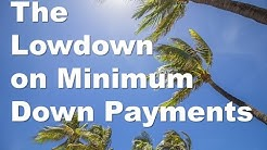 The Lowdown on Down Payments