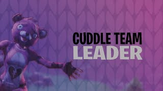 New Skin: Cuddle Team Leader (Fortnite Battle Royale)