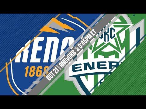 2017 #USLPLAYOFFS - Reno 1868 FC vs OKC Energy FC 10/21/17