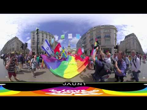 Pride in London 2017 – Love Letter From London