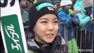 高梨今季初優勝(通算56勝) 高梨沙羅 検索動画 3