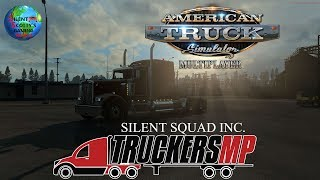 Putting In The Man Hour`s For The Company | American Truck Simulator