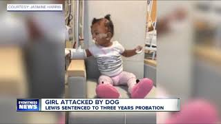 Buffalo woman who pled guilty over dog attack on toddler sentenced to three years probation