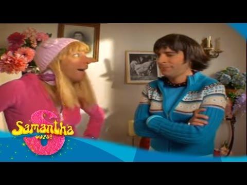 Les in dits du samedi 2 samantha oups au g te youtube - Samantha oups sur le banc ...
