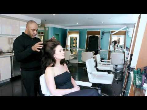 How Should You Wear Your Hair With a Strapless Gown? : Hair Care & Styling Tips