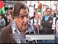 Multitudinaria marcha repudió la presencia de Netanyahu en Argentina