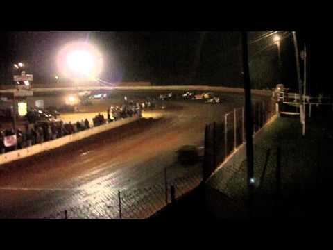 lake cumberland speedway 10 22 11 late model feature part8