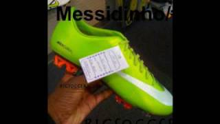 Mercurial Superfly II - 2010 (First Real Pictures)