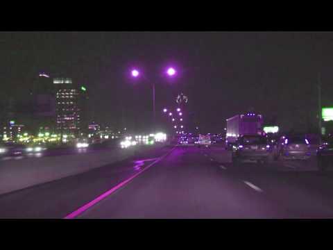 I-30 Dallas,TX At Night