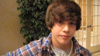 """One Less Lonely Girl"" Justin Bieber cover by Austin Mahone with lyrics"