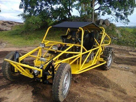 Construção gaiola cross - Motor AP